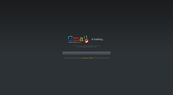 GMail Redesigned - Blog