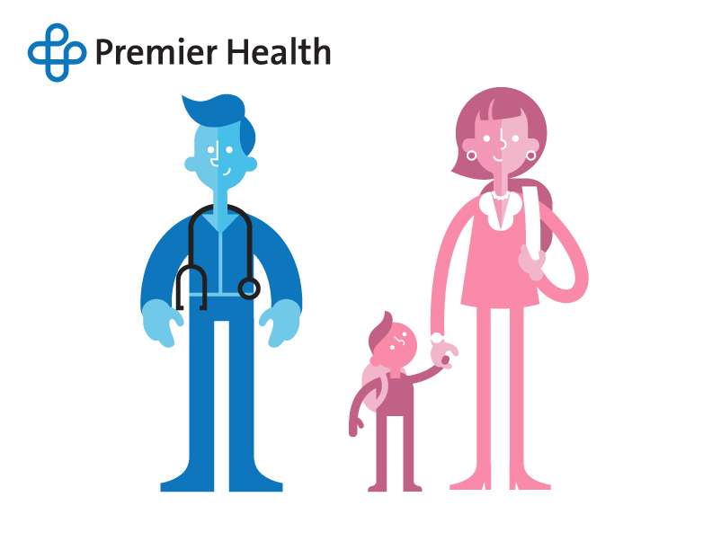 Premier Health Motion Graphics