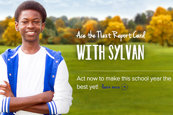 Sylvan Learning Website Image